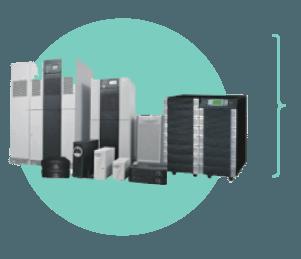Sistemas de Respaldo de Energía (UPS, Generadores, Baterías)