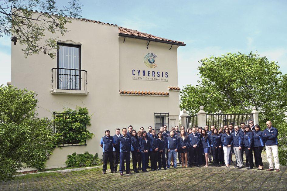 Equipo humano de Cynersis Chile
