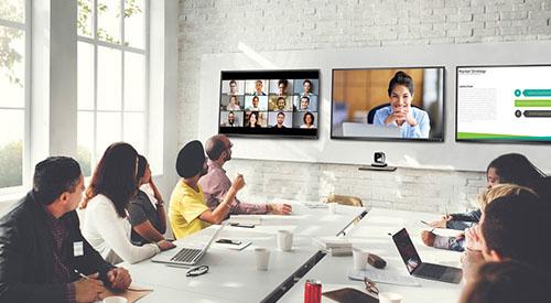 Soluciones y equipos para videoconferencia