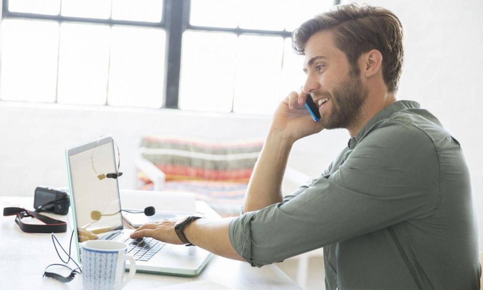 5 sugerencias para organizarse mejor en el hogar con teletrabajo