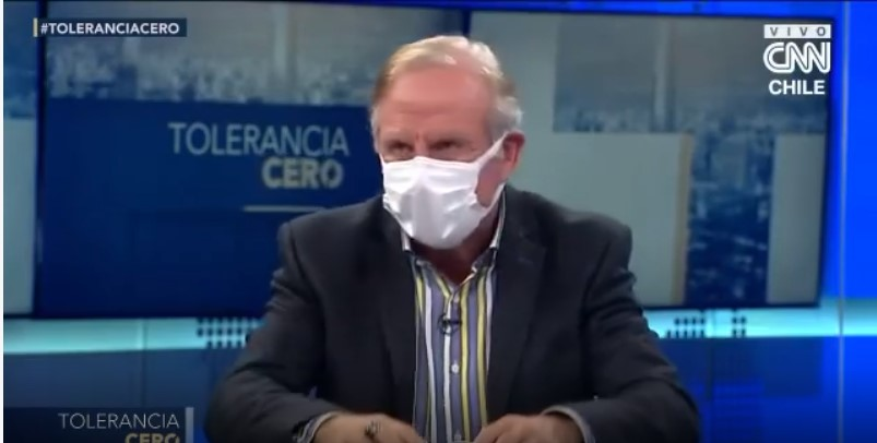 CNN Chile,  Tolerancia Cero: emisión 12 de mayo de 2021