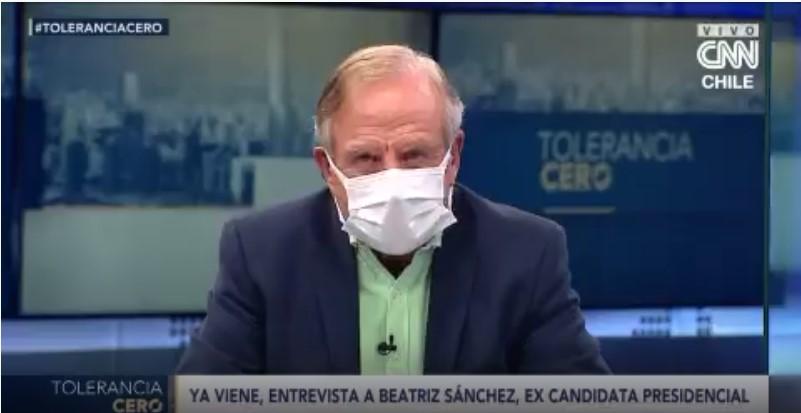 CNN Chile, Tolerancia Cero: emisión del 25 de abril de 2021
