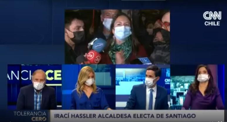 CNN Chile, Tolerancia Cero: emisión del 16 de mayo de 2021