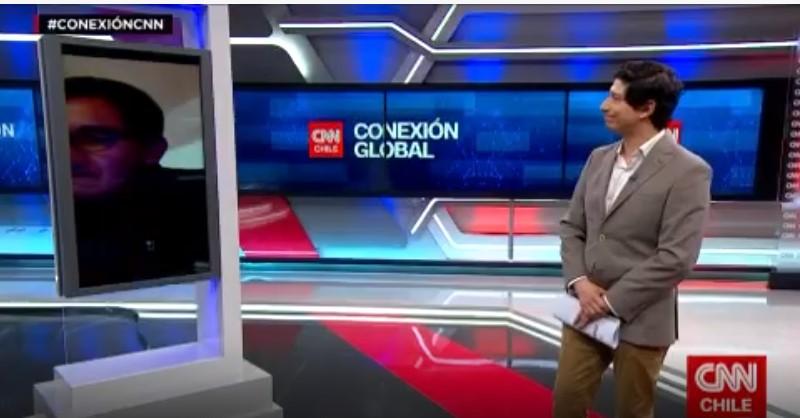 CNN Chile, Conexión Global: emisión del 26 de mayo de 2021
