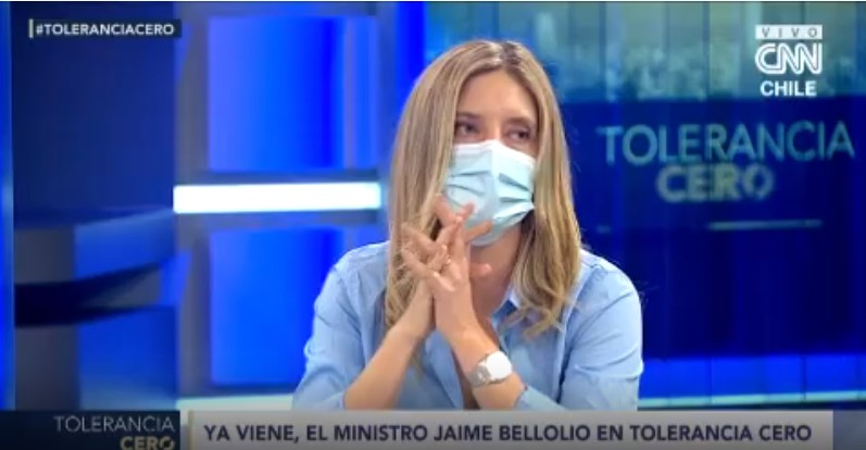 CNN Chile, Tolerancia Cero: emisión del 6 de junio de 2021