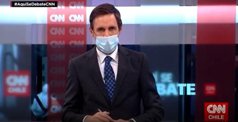 CNN Chile, Aquí se debate: emisión del 8 de julio de 2021