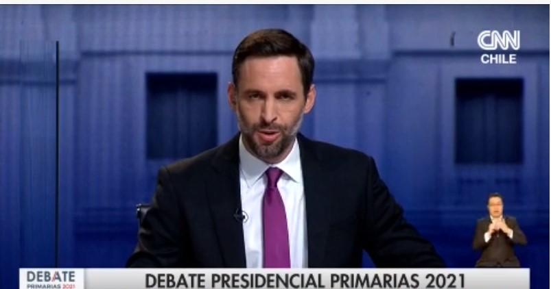 CNN Chile, Debate Presidencial: emisión del 22 de junio de 2021